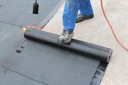 Residential and commercial flat roofs in SC